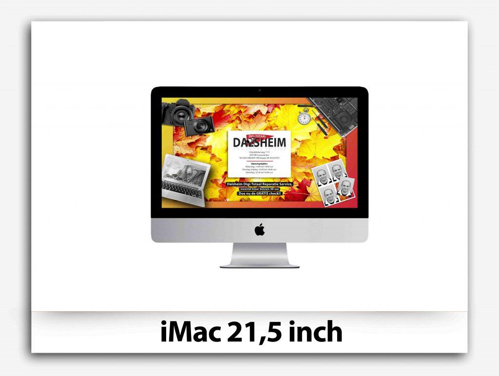 iMac 21,5 inch kopen